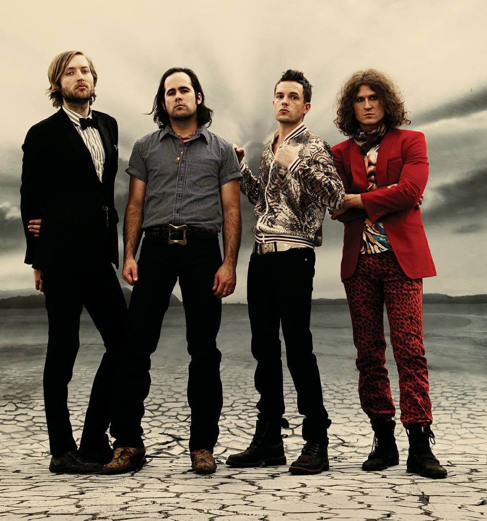 The Killers release sixth Christmas single—and an EP rounding \'em ...