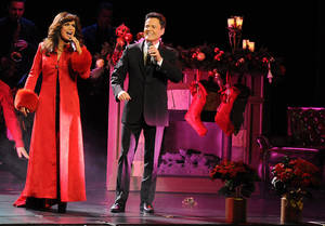 Donny and Marie's 'Christmas in Chicago'