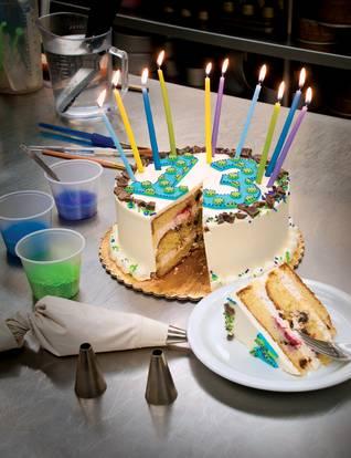 Best Ever Birthday Cake Cherry Cola Chocolate Chunk
