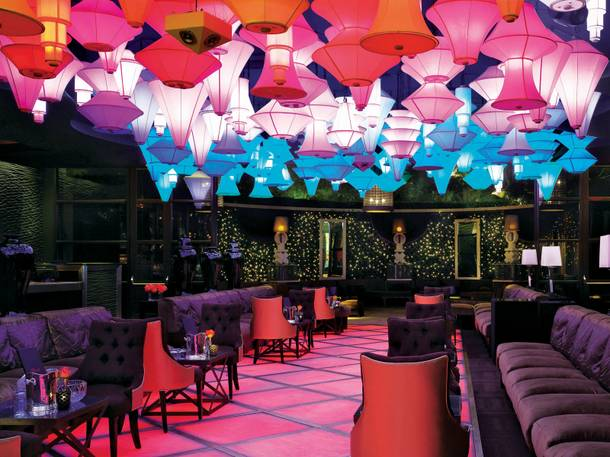 2011 saw the end of Blush Boutique Nightclub at Wynn Las Vegas.