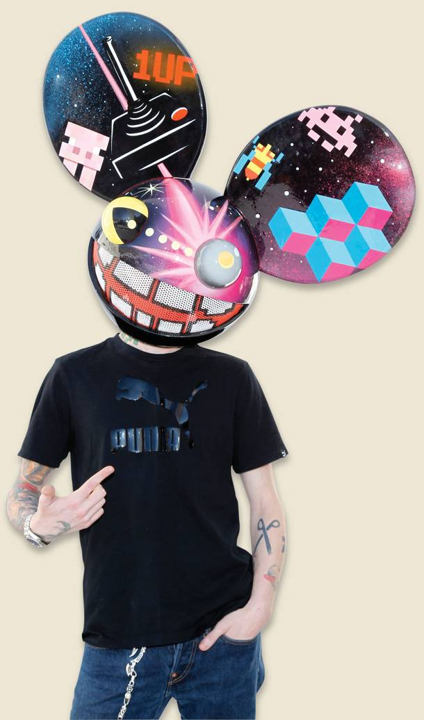 Deadmau5 launches his dual residency with XS and Encore Beach Club on January 2 at XS.