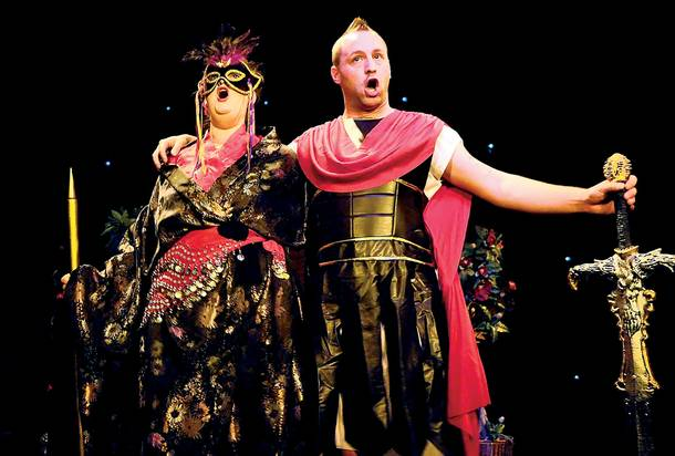 Sin CIty Opera's Ba-Ta-Clan placed second on Jacob Coakley's 2011 theater list.
