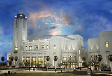 This rendering of the Smith Center is heavenly. But will we support the finished product?