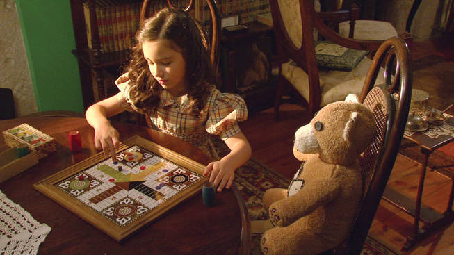 <em>Awful</em>, being shown at the Dam Short Film Festival, is the biography of teddy bear.