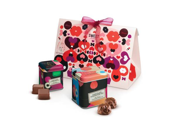 Max Brenner Valentine's Day Package