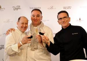 2012 Vegas Uncork'd: World Record at Bellagio