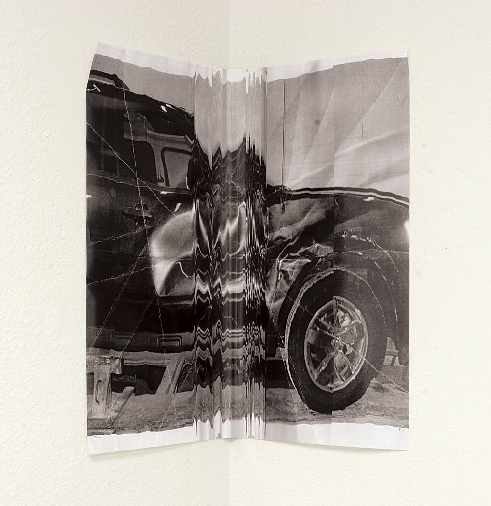 Fred Mitchell's 'Tangents' photos expertly probe accident