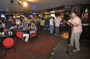 In need of a karaoke fix? Consider the 50-year old watering hole.