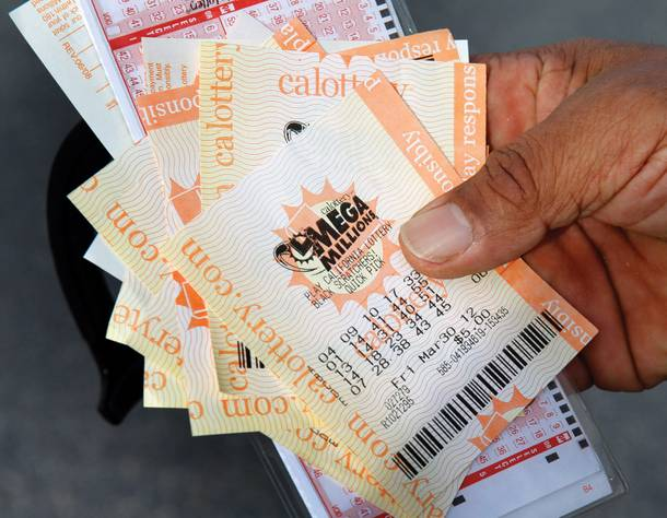Your odds of winning the Mega Millions are 176,000,000 to 1.