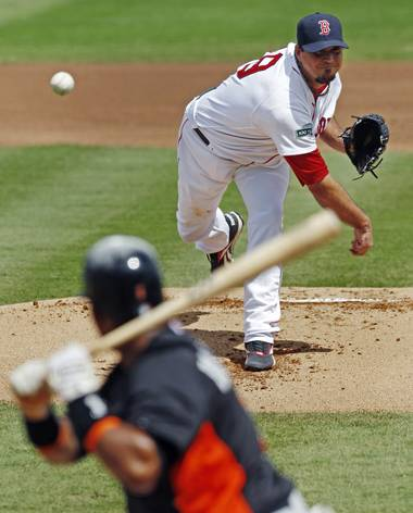 Josh Beckett's shaky start makes him a candidate for bettors to monitor.