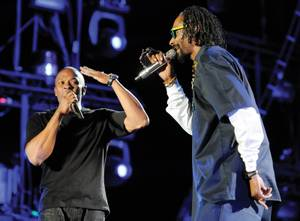 Dre and Snoop