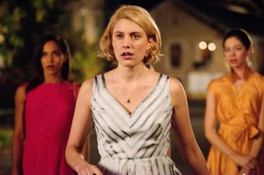 Greta Gerwig stars in Whit Stillman's first film in 14 years.
