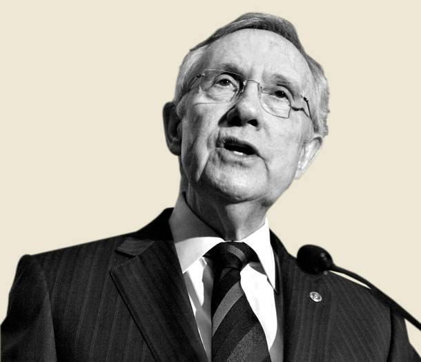 Harry Reid, U.S. Senator (D-NV).