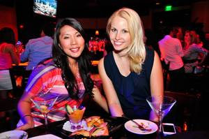 Girls Night Out @ Blue Martini