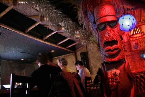 "Not for nothing is local bar owner P Moss' book about tiki culture called ""Liquid Vacation."" There's something about a tall, cold, sweet tiki beverage that somehow turns this blistering heat into an asset. Las Vegas now boasts..."