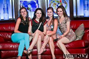 Ladies Night at Blue Martini