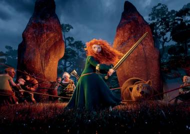 The best thing about Pixar's Brave is how it avoids all the cliches you'd expect.