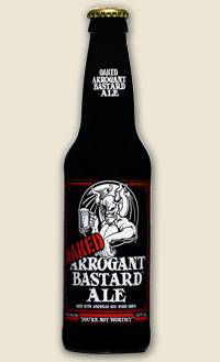 Stone's Oaked Arrogant Bastard - are you worthy?