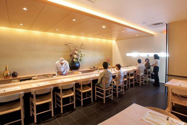 Kabuto is one of the best new restaurants in the country, according to Bon Appétit.