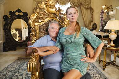 David and Jackie Siegel revel in excess in The Queen of Versailles—until they don't.