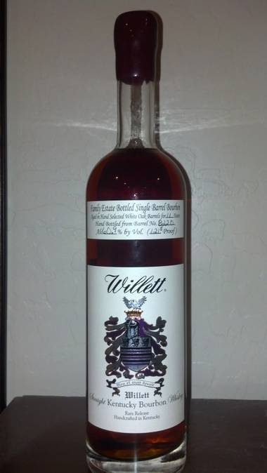 Ken Miller's long search for a bottle of Willett bourbon is over. Was it worth the wait?