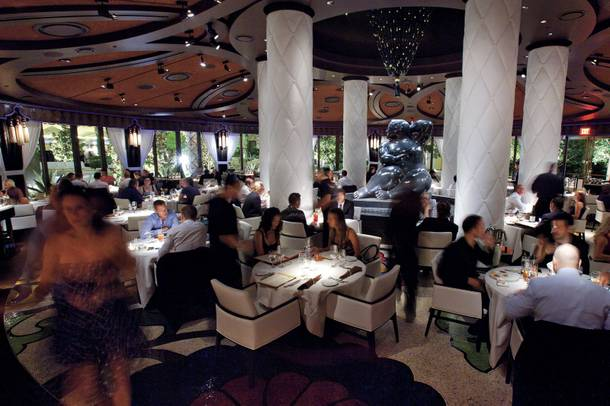 Dine, drink and party at Botero Supper Club.