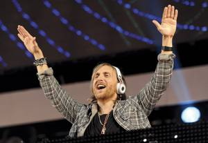 None Betta than Guetta: David, ranked No. 1 in <em>DJ Mag</em>'s 2011 rankings, hits Encore Beach Club and XS September 2.
