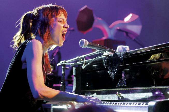 Fiona Apple returns to town (finally!) September 15 at the Joint.