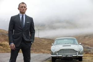 James Bond returns in <em>Skyfall</em>, the 23rd movie in the highly successful series.
