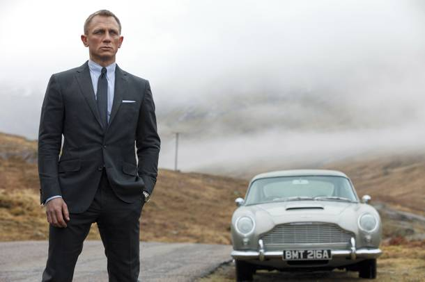 James Bond returns in Skyfall, the 23rd movie in the highly successful series.