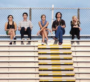 Coming-of-age saga <em>The Perks of Being a Wallflower</em>