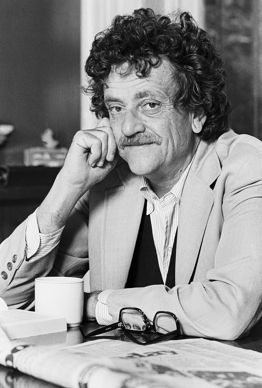 A fresh appraisal of Kurt Vonnegut before the release of his second posthumous work - Las Vegas Weekly