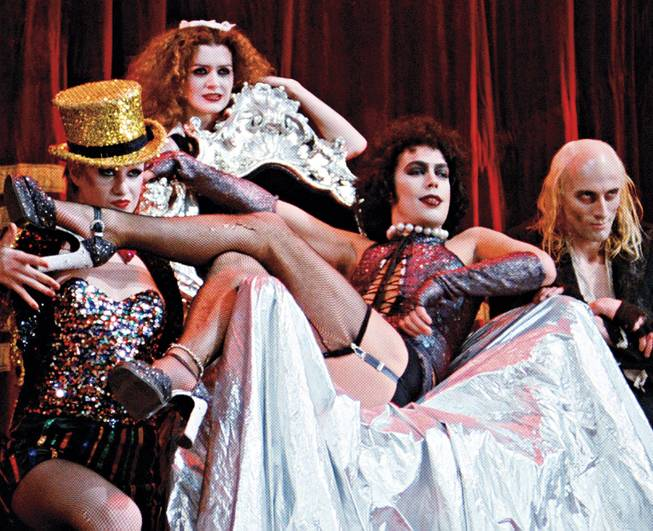 Catch <em>The Wicked Rocky Horror Show</em> at the Tropicana.