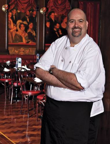 James Sawyer is executive chef at Rí Rá Irish Pub at Mandalay Place.