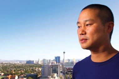 The tony effect: Zappos' Downtown move has many landowners salivating.