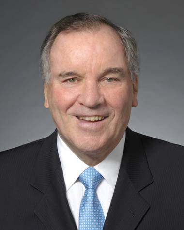 Former Chicago Mayor Richard Daley says he's glad to be called a tree hugger.