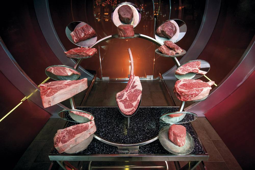 The 10 Best Steakhouses In Las Vegas 2017