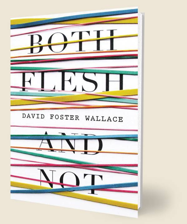 book of essays by david foster wallace