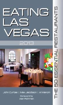 Local critics John Curtas, Max Jacobson and Al Mancini have written a third edition of their Las Vegas restaurant guidebook.