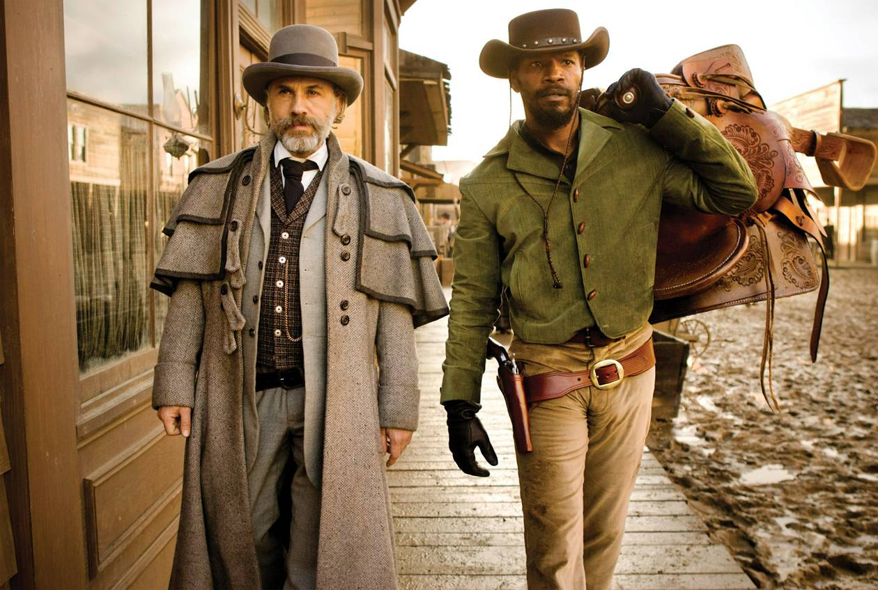 Chad Clinton Freeman joins Josh to talk about Quentin Tarantino's new film Django Unchained.