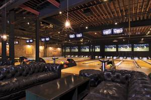 Brooklyn Bowl is coming to the LINQ in 2013.