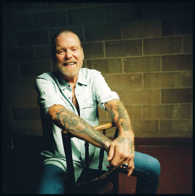 Greg Allman rolls into the Pearl for a solo show on January 12.