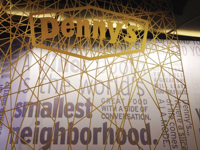 The new one at Neonopolis might be the most Vegas-y Denny's in Las Vegas.