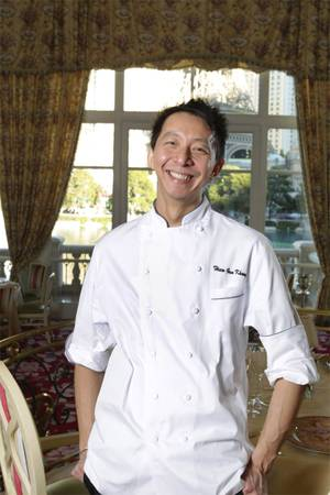 Jasmine executive chef Hiew Gun Khong.