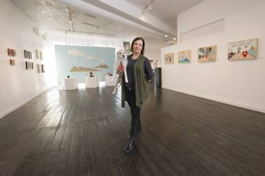 With galleries closing, creative spaces in the Downtown neighborhood have hit a low note.