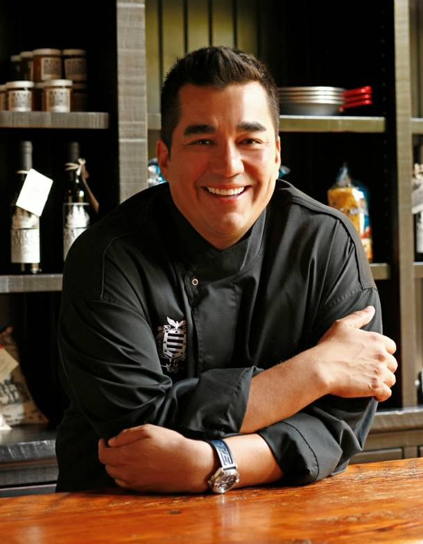 Las Vegas missed out on a restaurant by chef Jose Garces, once set to open Amada at Fontainebleau.