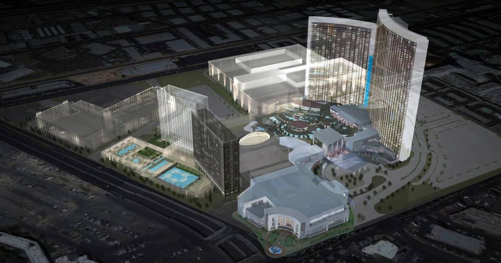 Fontainebleau And Echelon Amenities Live On In Different