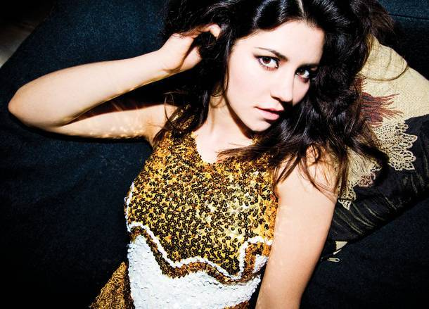 Marina & The Diamonds play the Boulevard Pool on May 9.