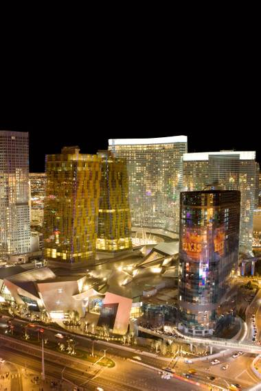 MGM Resorts is focusing on Aria and moving away from CityCenter's original plans.