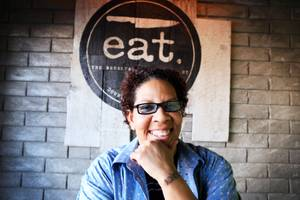 Chef Natalie Young at Eat.